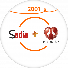 First contact between Perdigão and Sadia
